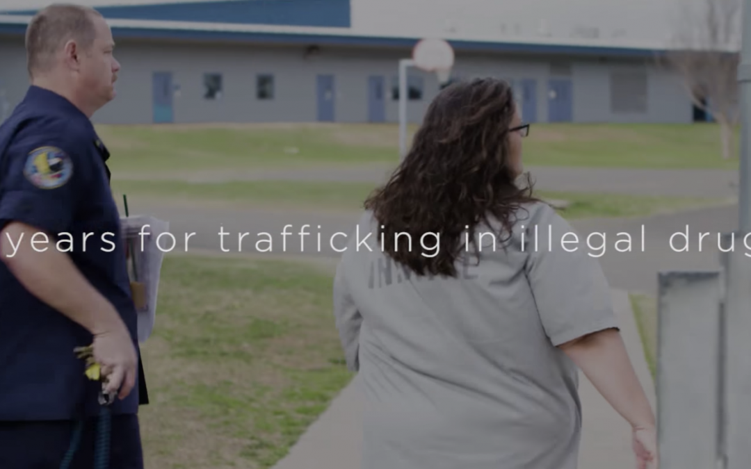Female Prison Population Oklahoma