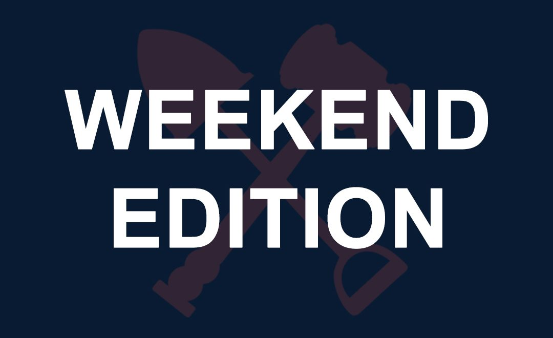 Weekend Edition – Clint's Favorite Podcast Ever