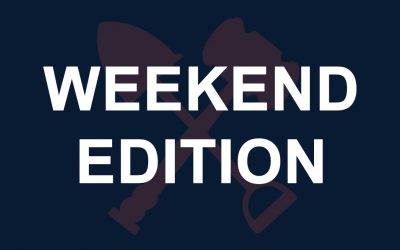 Weekend Edition – The Brownie Lady