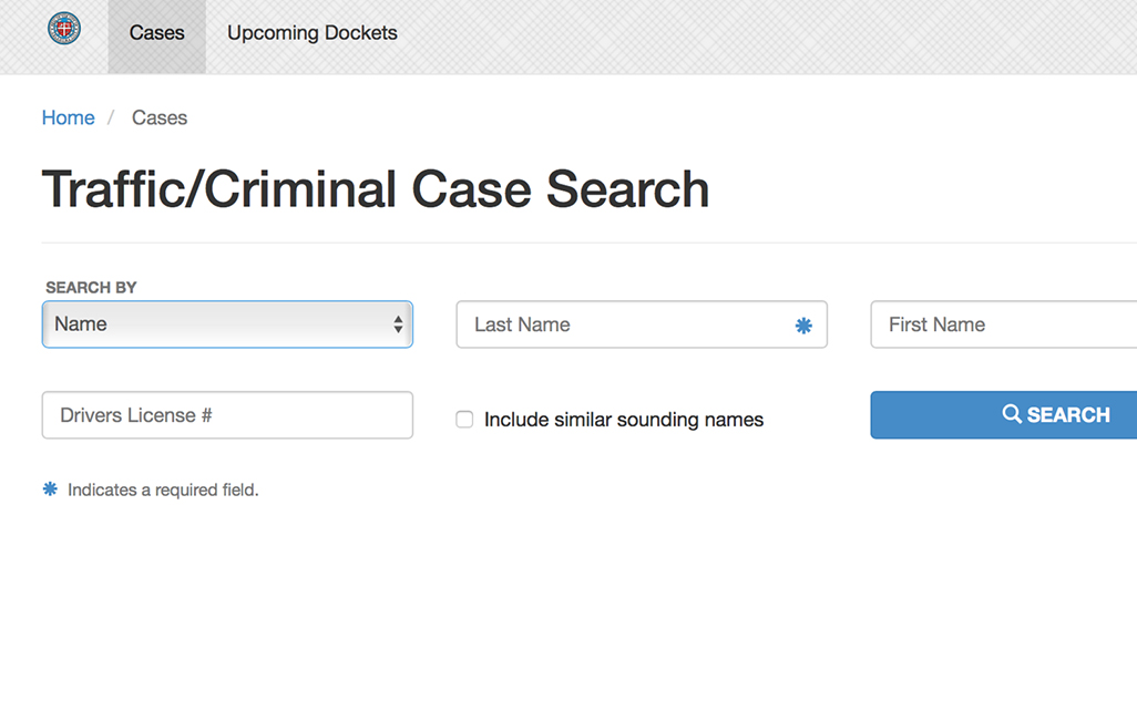 OKC Case Records