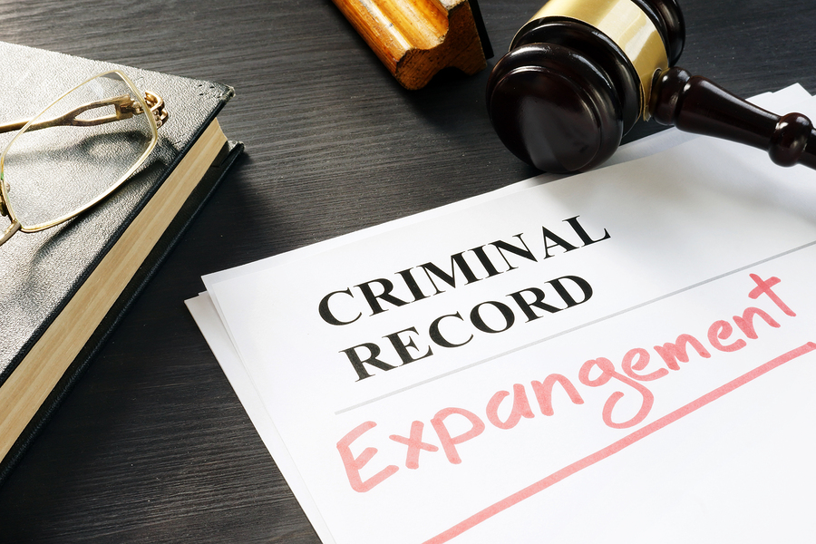Oklahoma expungement order