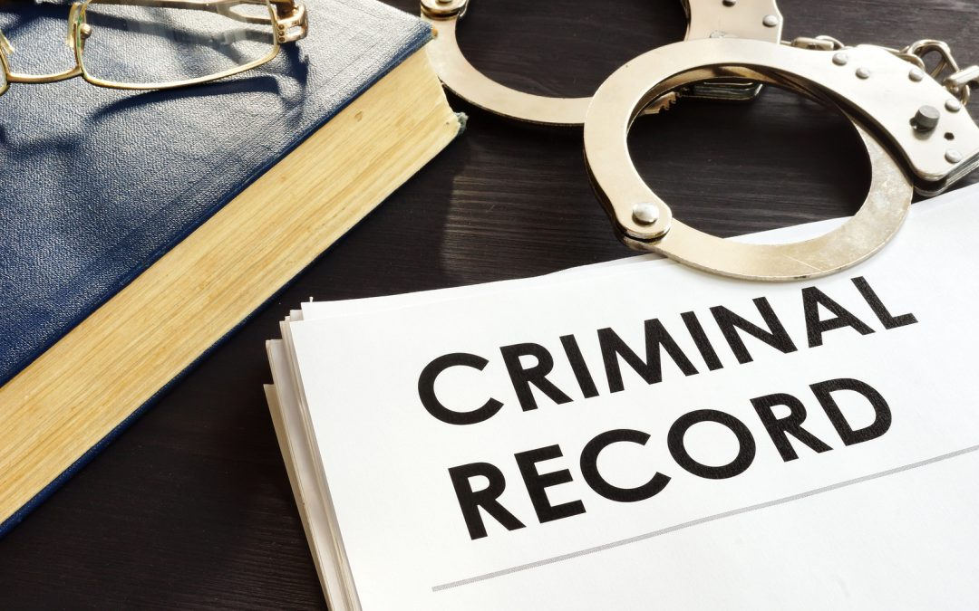 Clearing Your Criminal Record