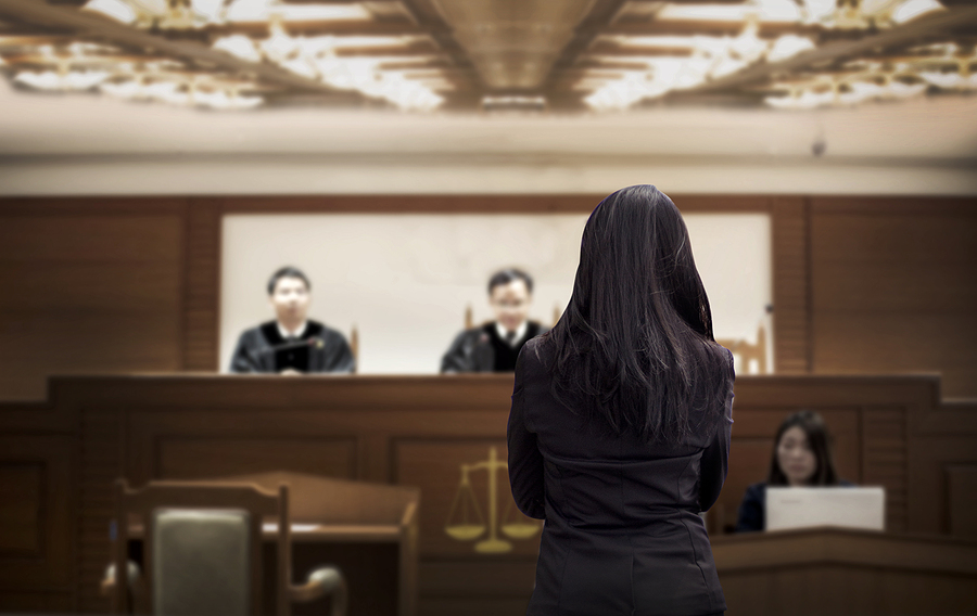 testifying in your own criminal trial